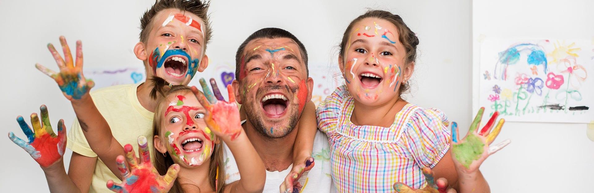 Parent Child Enrichment | The Gateway Family YMCA