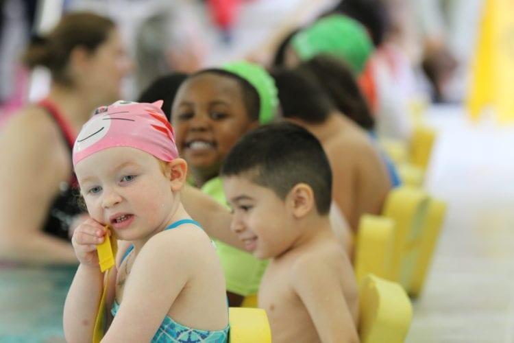 swim lessons ymca